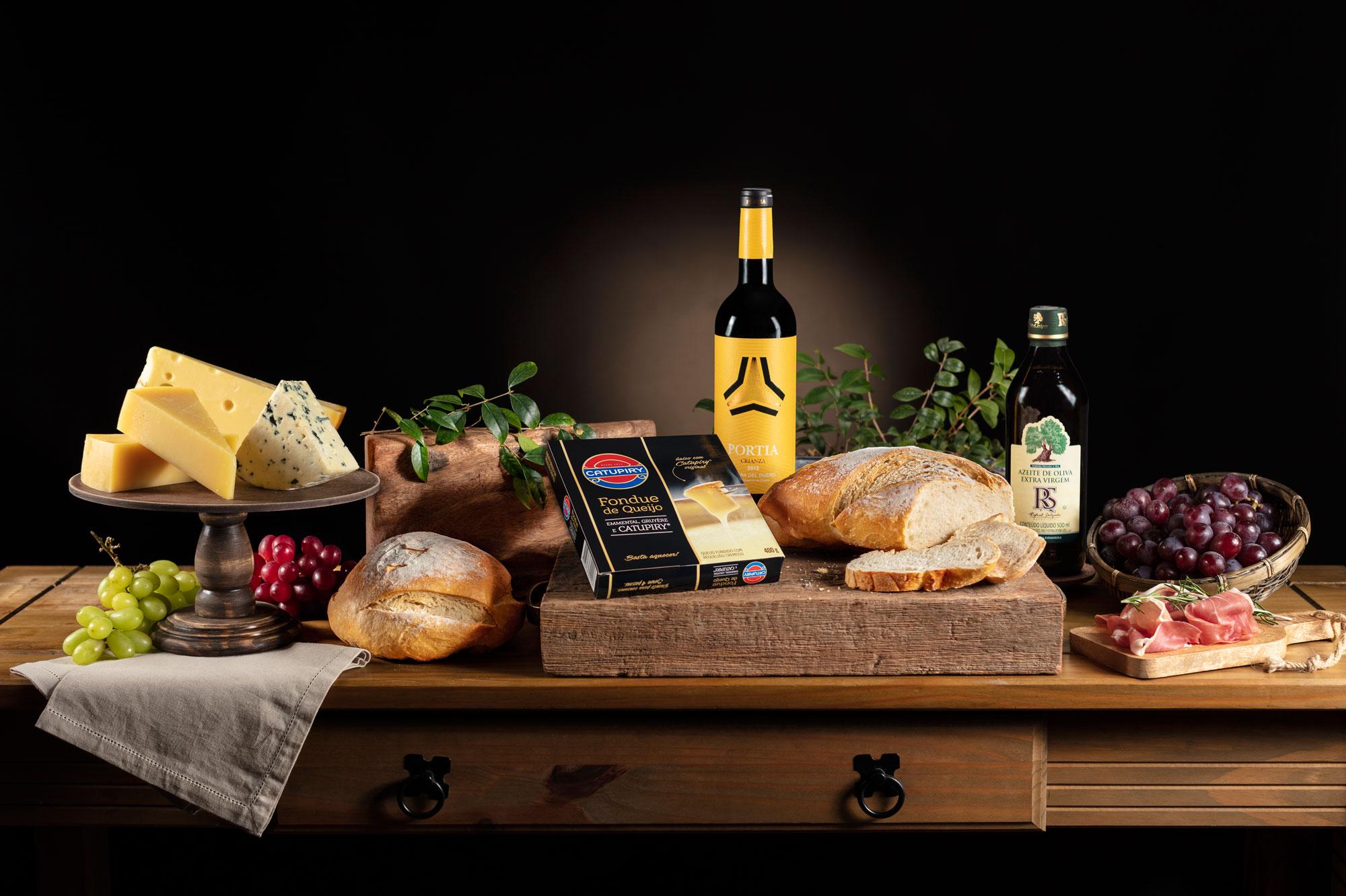 12 vinhos para acompanhar fondue