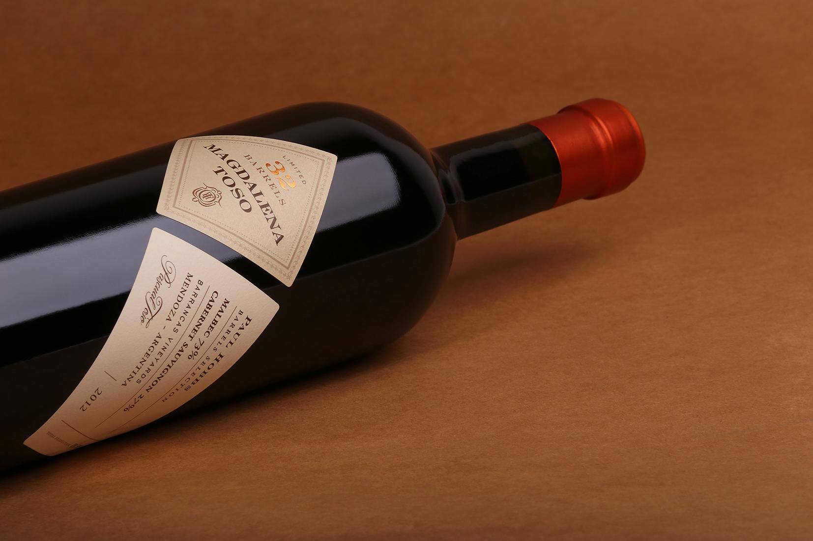 Conheça mais sobre o vinho Magdalena Toso
