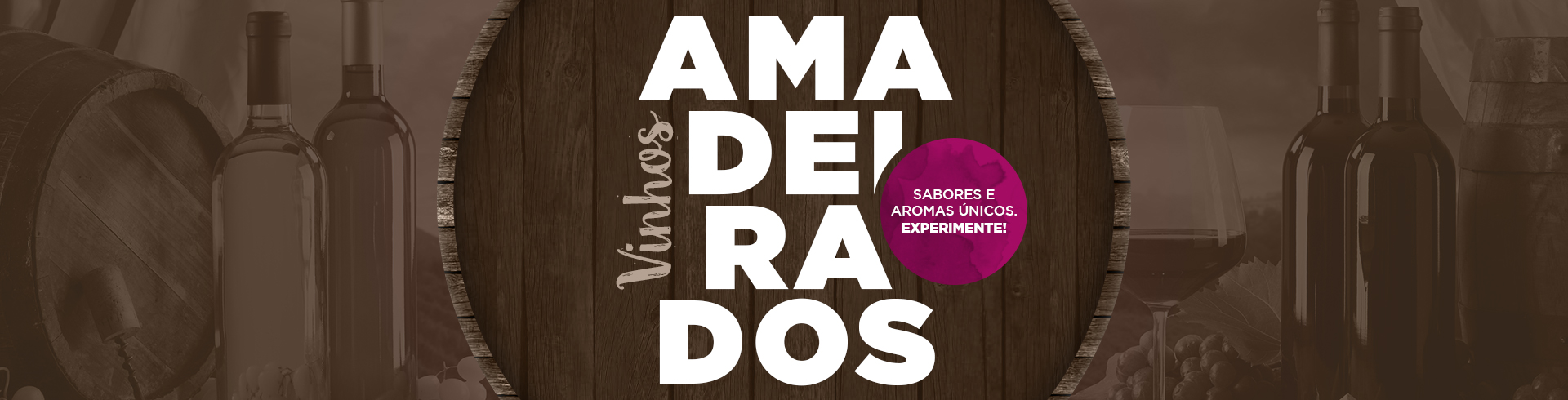 Vinhos amadeirados: saiba a diferença no uso das barricas de carvalho