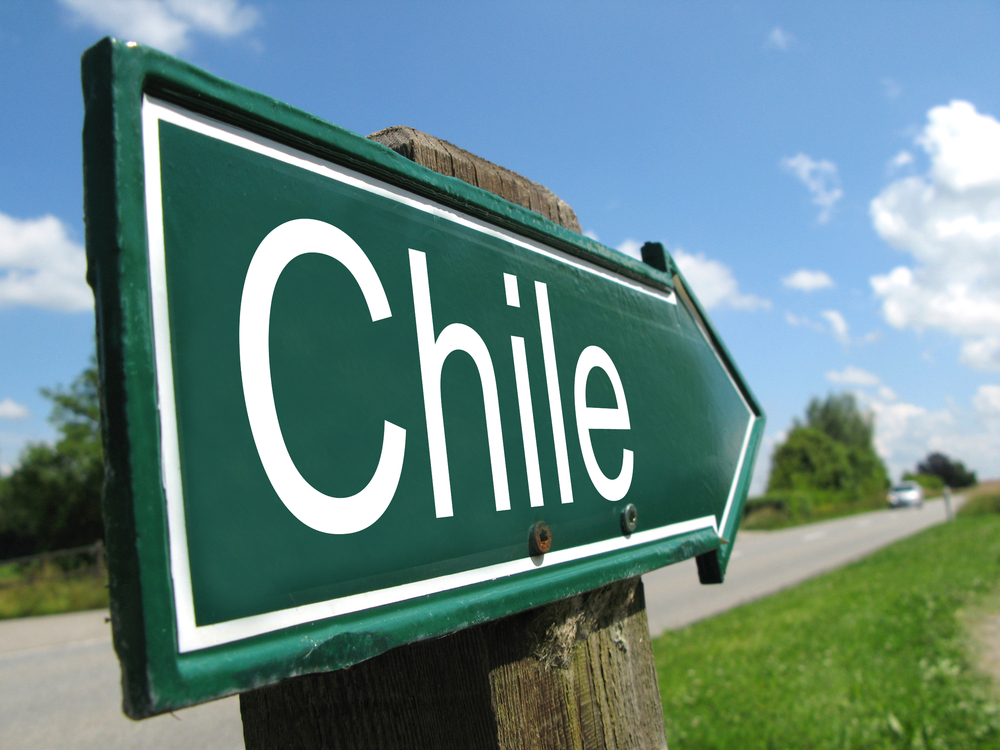 O Sucesso dos Vinhos Chilenos