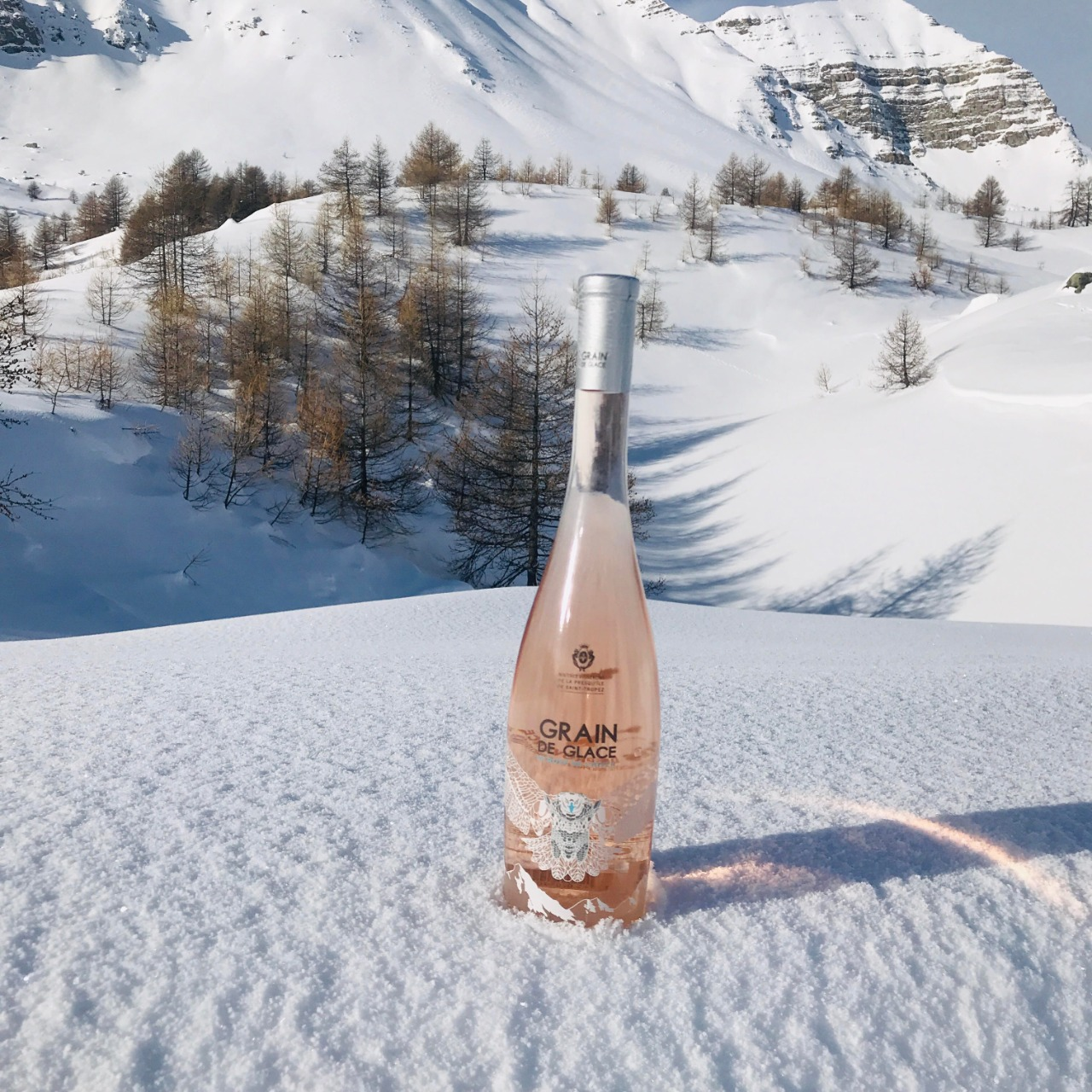 Grain de Glace – O Rosé Do Inverno